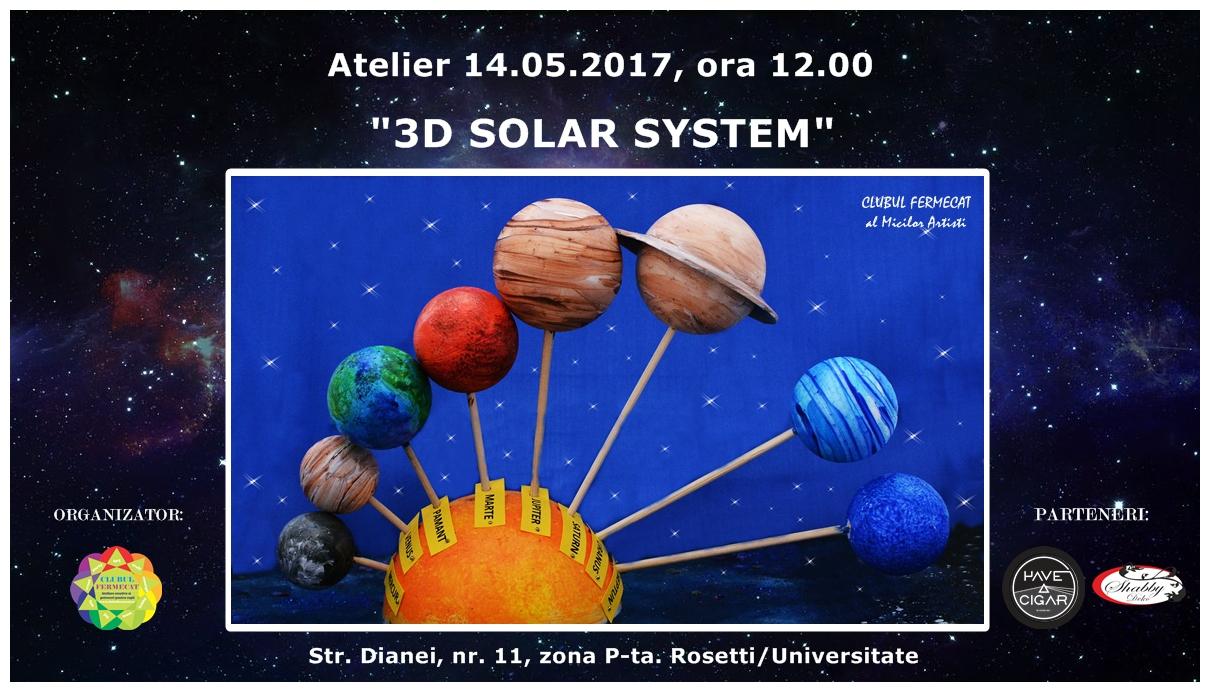 EVENIMENT 14.05.2017 - SISTEMUL SOLAR