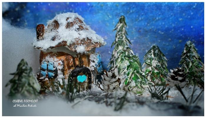 Diorama de iarna 2