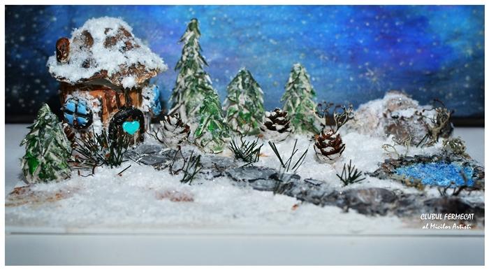 Diorama de iarna 3